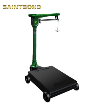 Professional Manufacture Mechanical Weighing Scale Suitable for Chemical Industry