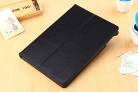 2014 New Arrival 100% Perfect Fit Case for iPad Air 2 Leather Case with Card Holder Laudtec
