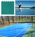 SUGE High Quality Portable Tennis Court Interlocking Sport Flooring