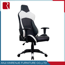 Wholesale Deluxe Leather Ergonomic Game Office Chair with Racing Seat Style