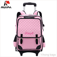 Kids trolley bag for Travel backpack bag school for kids