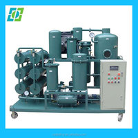water removal centrifugal oil cleaning system