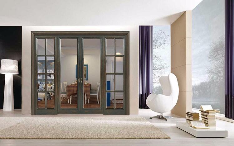 Design Turen Glas Holz Moderne Design Turen Aus Glas Und Holz Fur