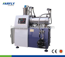 Shanghai FARFLY FWE factory price horizontal disk wet process ink grinding mill