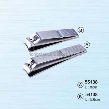 Meidao stainless steel novelty custom nail cutting clipper for finger