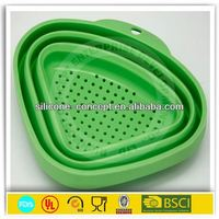 vivid Color colander with stand