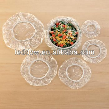 Clear Plastic Food Plate Cover stretch plastic food covers disposable plastic plate cover & Clear Plastic Food Plate Cover stretch plastic food covers ...