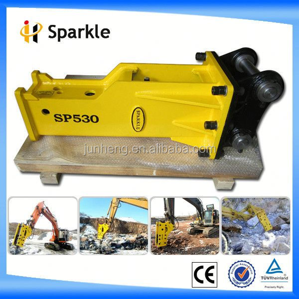 hydraulic rescue tool/Hydraulic Breaker Silence Box Housing for Excavator