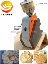 Hot Sale Crispy Snack Food Korea Rice Cake Machine/Popped Rice Cake Machine