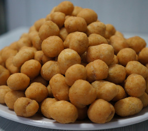 chinese snacks ground peanuts flour coated peanuts price