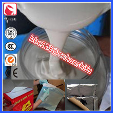 Water sealing glue Non-toxic and non-polluting good paper-plastic laminating adhesive