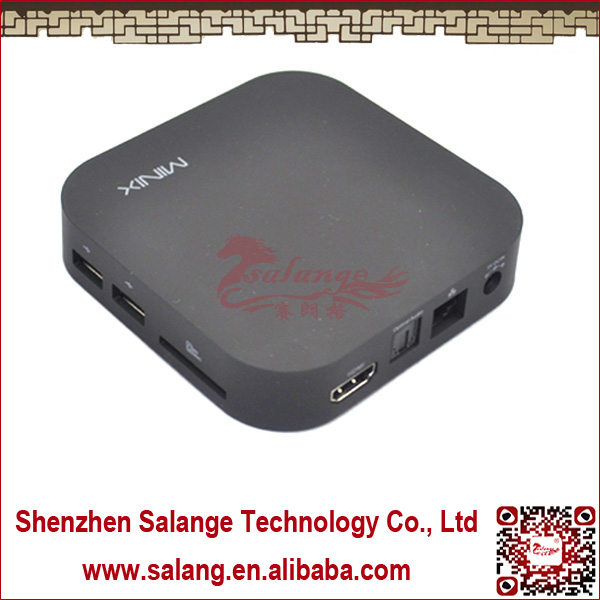New 2014 made in China Quad Core Conference With Camera and MIC for Business new model mk808 android tv box by salange