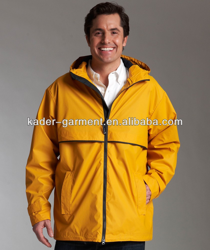 wind and waterproof jacket rain jacket nylon jacket