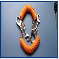 2 5mm PVC Coated Self Coiling