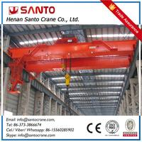 Material Handling Bridge Girder Launching