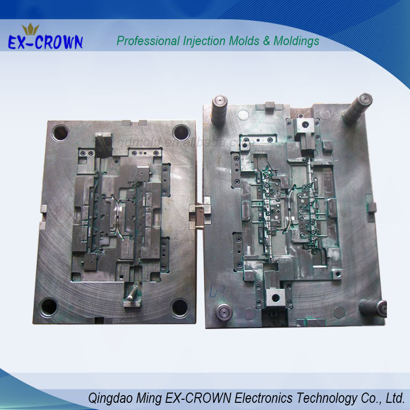 Cheap Plastic Products Injection Mould For Comsumer Electronics