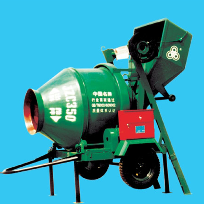 China wholesale websites concrete mixing system JZC350