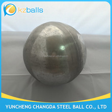 Andnozied 102 127 200 300mm 3003 3mm thick Hollow Aluminum Sphere