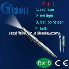 4 in 1 good gift pen laser pointers