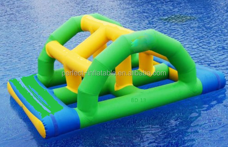 Supply directly inflatable water park toys sports equipment for sale adults water games