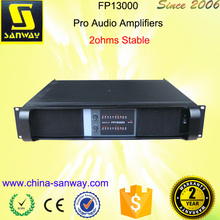 FP13000 2 Ohms Stable HF Plate Amplifier