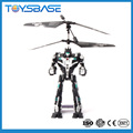 Infrared remote control robot toy flying toy robot