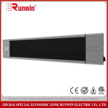 infrared radiant heat panel Electric Infrared halogen tube lamp split solar water heater With LED Light and Remote Control