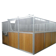 Cheap horse stable panel bamboo plate horse boxes
