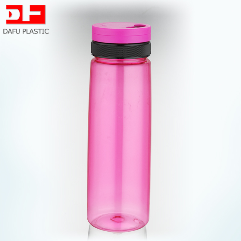 800ml BPA Free custom plastic beverage bottles Plastic Hydration sports Drinking Water Bottle