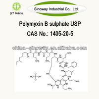 Polymyxin B Sulphate/ Cas 1405-20-5