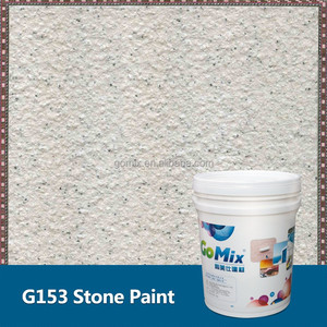 Stone Like Finish G153 Natural Wall Paint