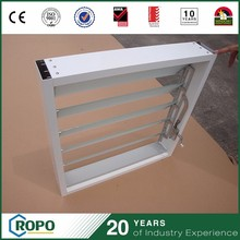 Australian low-e glass building materials aluminum blade louver windows