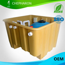 Hot 2015 good design Eco-Friendly water tank