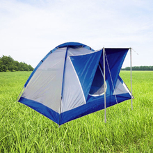 New UV-Resistant Trekking Monolayer Camping Tent
