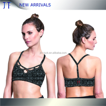 OEM Service Different Kinds Of Sports Wear UK Sexy Fitness Gym Sports Bra For Ladies