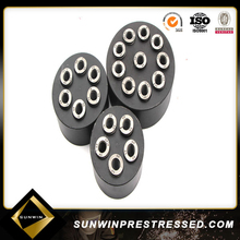 Wedge Slab Steel Wire Multiple Hole