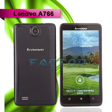 5.0'' IPS A766 Lenovo cellphone Android 4.2 MTK6589 Quad Core 1*CAM 2 Sim Card Slot 3G GPS RAM 512MB ROM 4GB