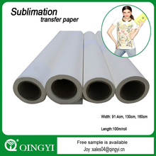 sublimation heat transfer print paper