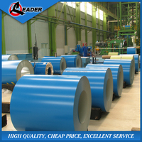 Competitive quality galvanized steel in coils