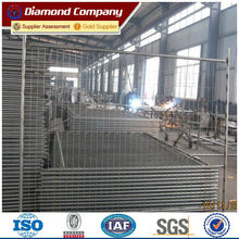 temporary metal fence panels/portable industrial fence