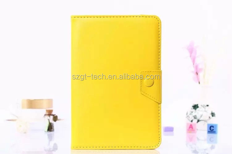 universal flip case for tablet PC 7inch