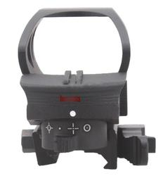 Vector Optics Ratchet Gen2 1x23x34 Multi Reticle Red / Green Dot Sight QD Mount