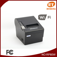 Wifi 80mm thermal printer support pos system