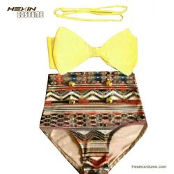 Hot Sale Sexy Gypsy Girl Halter Tankini Bathing Suit Online Shopping