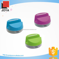 Multi-colored Earbud Case Phone Holder