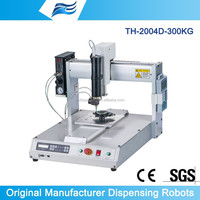 silicone liquid glue dispensing machine china manufacturer TH-2004D-300KG