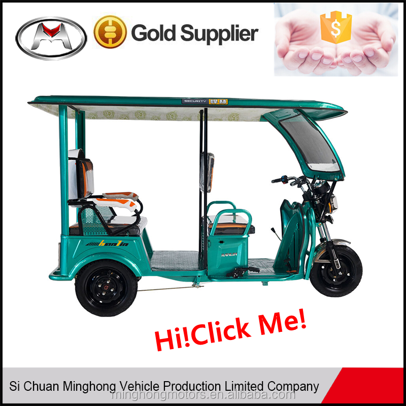 2017 Wholesale 3 wheel large adult tricycle on sale