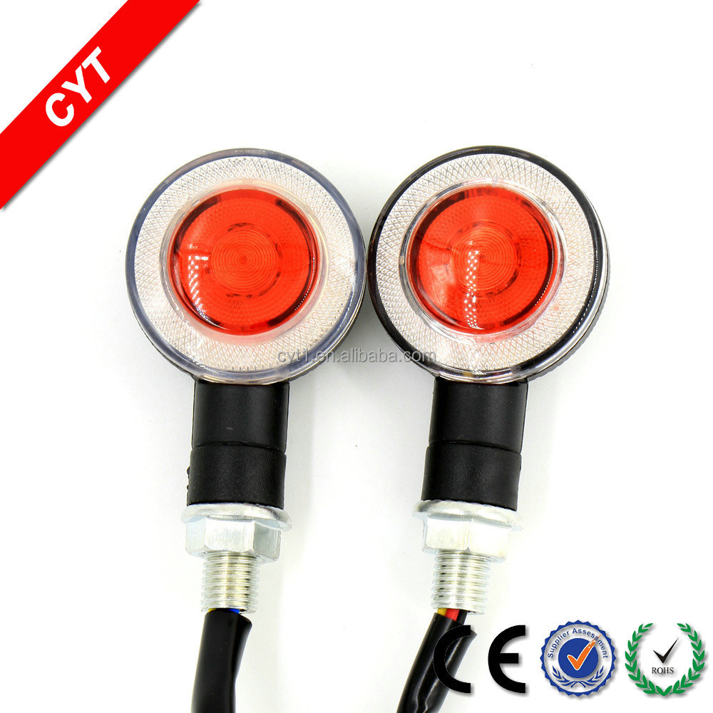 LED Waterproof Motorcycle Turn Signal Light WD-A18