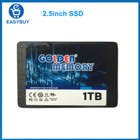 Golden Memory SATA 6Gb/s 1tb ssd 2.5 internal drive for desktop