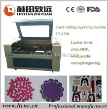 China 1290 6090 1390 1610 1325 co2 laser cutter / laser engraver / cutting laser machine